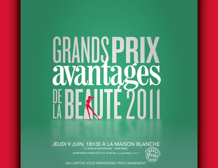 Avantages – Grands Prix Avantages Beauté