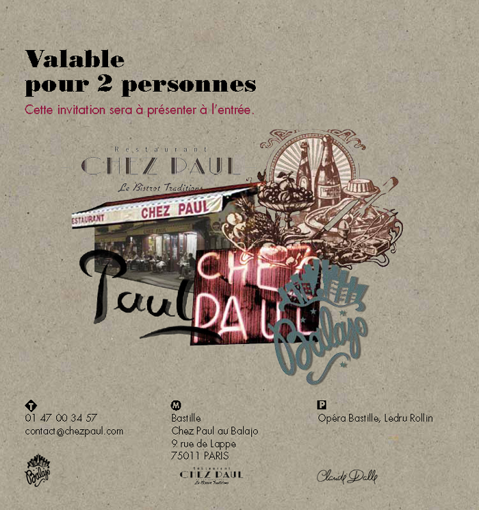 Bastille Bar Club & Chez Paul