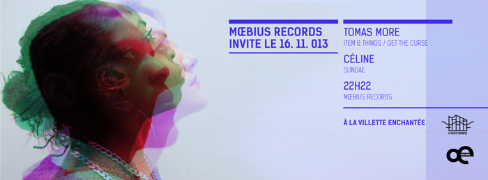 Mœbius records sessions 2013