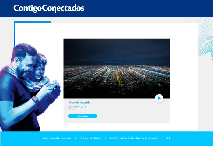 TIGO_UNE Conectado contigo